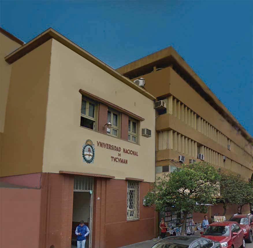 Ingreso irrestricto a la Facultad de Medicina de la UNT