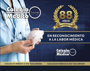 88° Aniversario – Un homenaje a todos los médicos