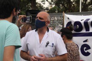 Judicialización de la medicina