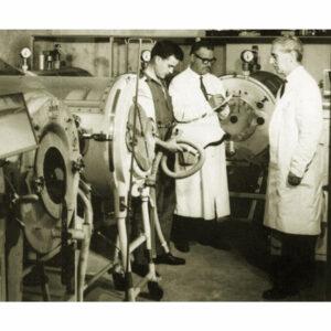 Polio en Tucumán – Años '50 – Dr. Emilio Buabse