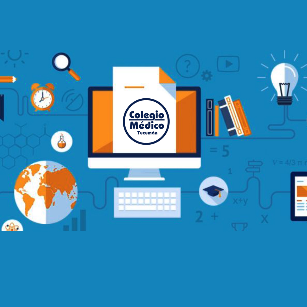 El Campus Virtual de Colegio Médico tendrá Eventos de las Sociedades Científicas