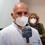 Dr. Héctor a. Sale / Presidente del Colegio Médico de Tucumán