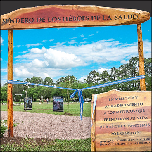 "Trailer Documental: ""SENDERO DE LOS HÉROES DE LA SALUD"""