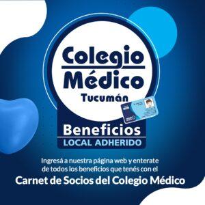 Club de Beneficios del Colegio Médico