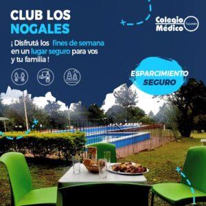 Club Los Nogales, Esparcimiento Seguro