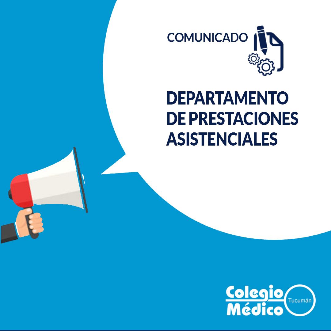COMUNICADO DE PLANES ESPECIALES – IPSST