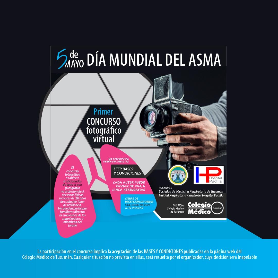 5 de Mayo DÍA MUNDIAL DEL ASMA