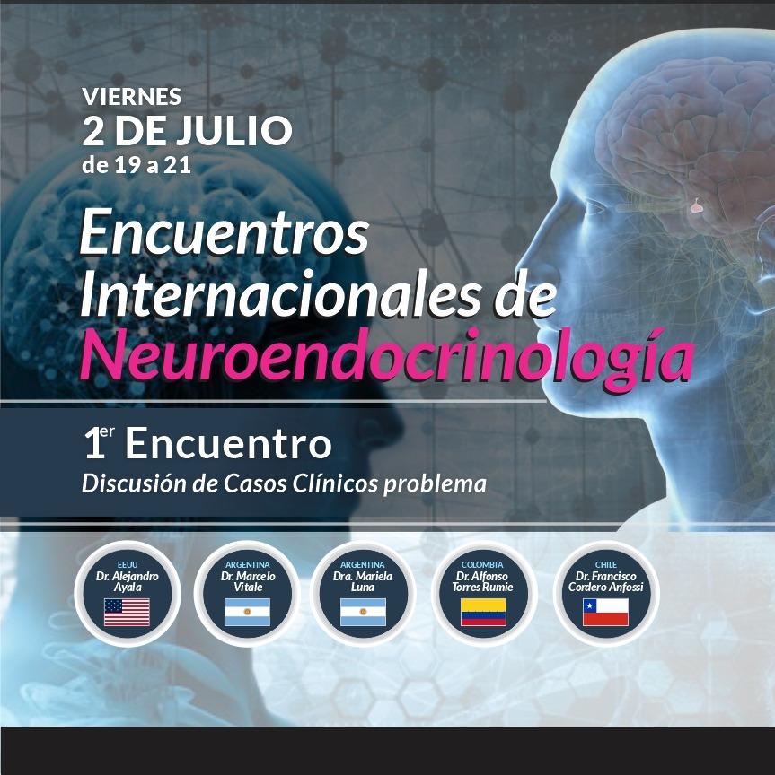 En este momento estás viendo Primer Encuentro Internacional de NeuroEndrocrinología
