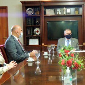 Lee más sobre el artículo Reunión con el Vicegobernador Osvaldo Jaldo