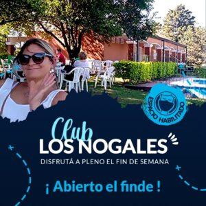 Lee más sobre el artículo Reapertura Club Los Nogales