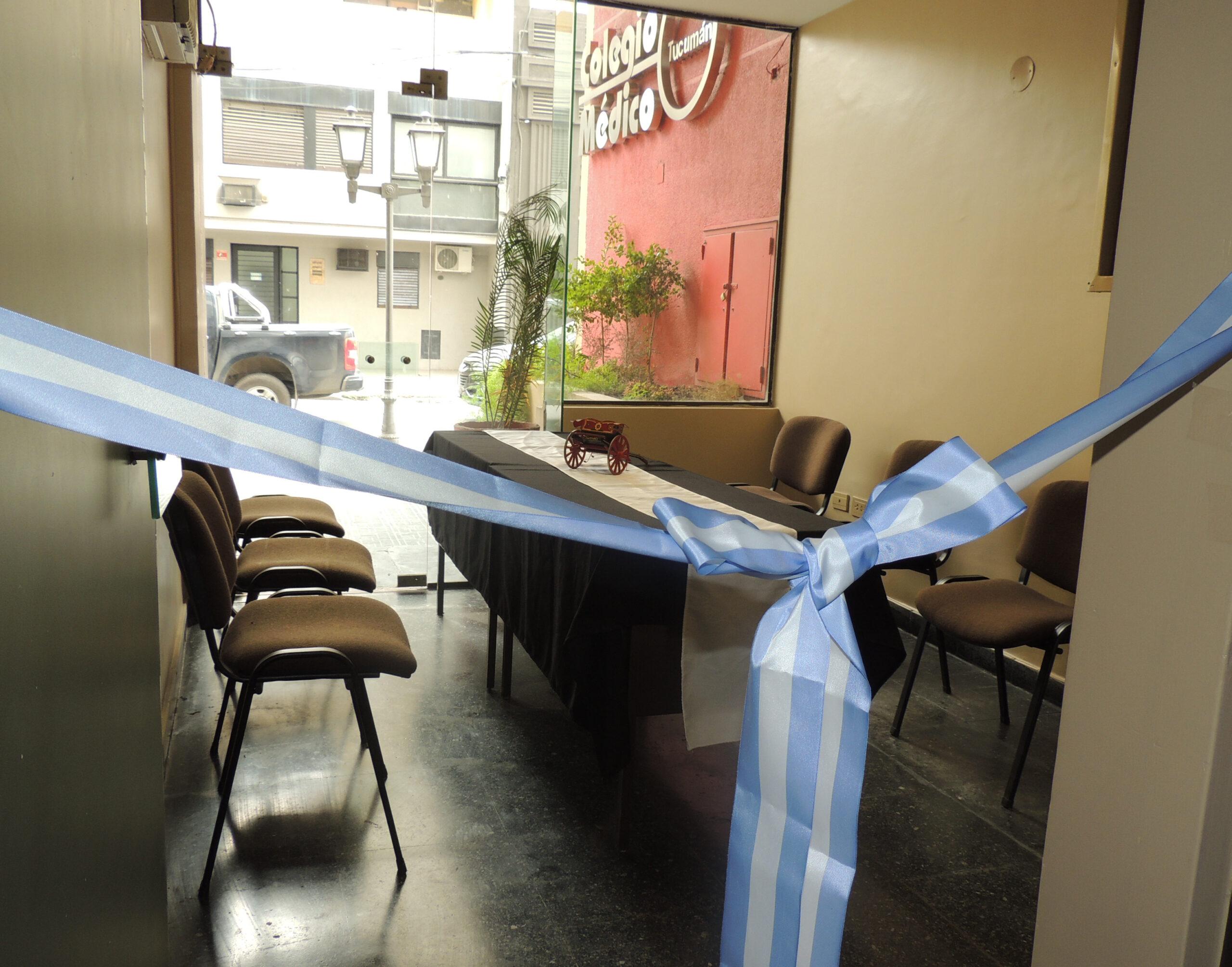 Lee más sobre el artículo La Academia de Ciencias de la Salud inaugura su Sede en el Colegio Médico de Tucumán