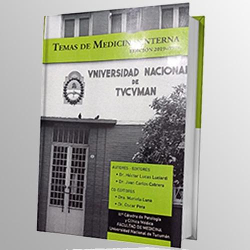 """Lee más sobre el artículo Presentación del Libro """"Temas de Medicina Interna"""""""