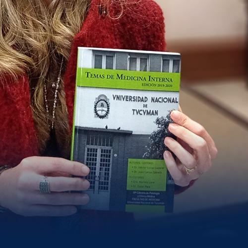 """Lee más sobre el artículo Presentación del 3er tomo de la colección de libros """"Temas de Medicina Interna"""""""