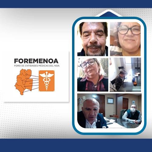Lee más sobre el artículo Importante Reunión del FOREMENOA