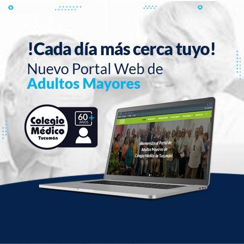 Lee más sobre el artículo Nuevo Portal Web para los Adultos Mayores del CMT