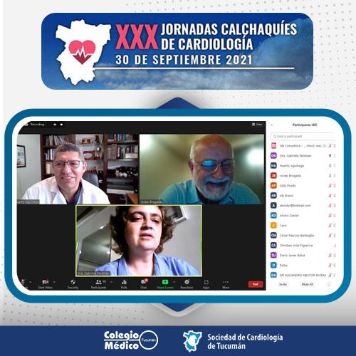 Lee más sobre el artículo La Sociedad de Cardiología de Tucumán realizó las XXX Jornadas Calchaquíes de Cardiología